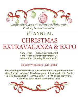 Christmas Extravaganza and Expo